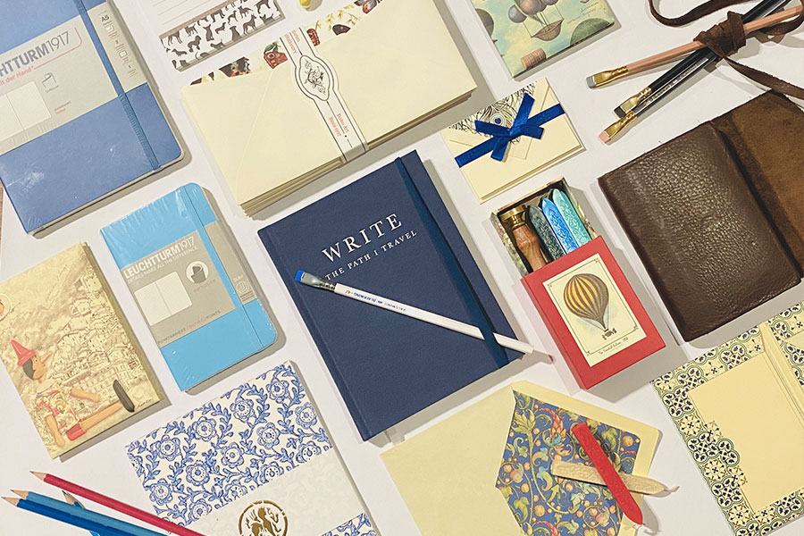 Writing and stationery products