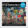 Peter Pauper Press Puzzle - Times Square - 1000 pieces