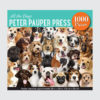 Peter Pauper Press Puzzle - Dogs - 1000 pieces