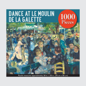 Peter Pauper Press Puzzle - Moulin De La Galette - 1000 pieces