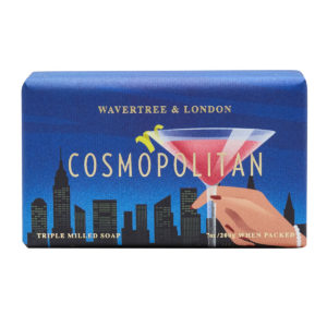 Wavertree & London Soap - Cosmopolitan