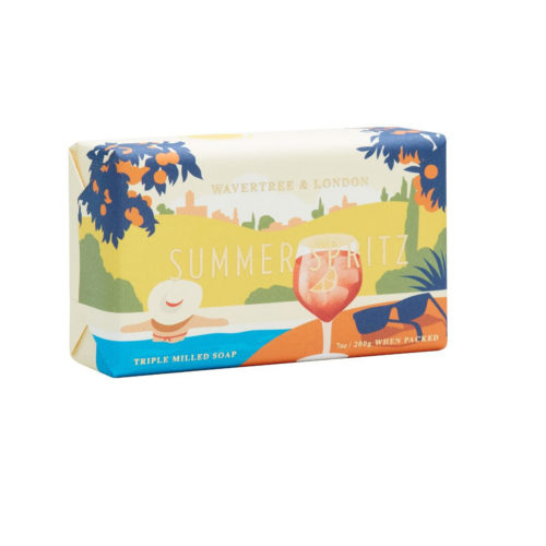 Wavertree & London Soap - Summer Spritz