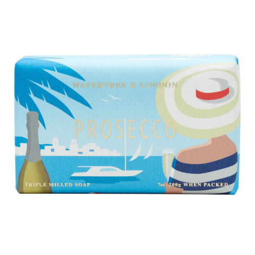 Wavertree & London Soap - Prosecco