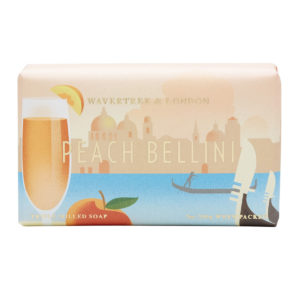 Wavertree & London Soap - Peach Bellini