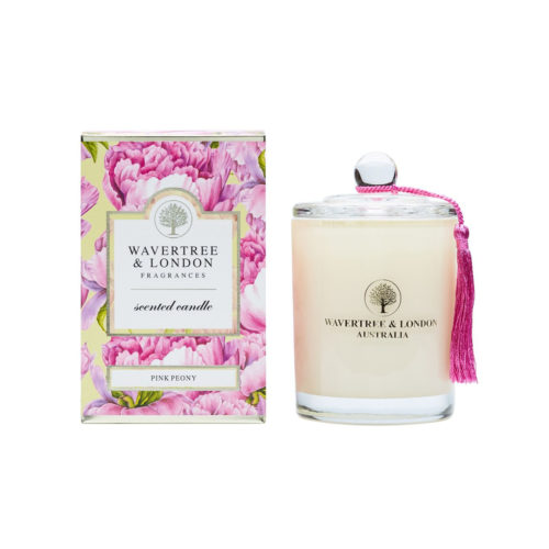 Wavertree & London Candle - Pink Peony