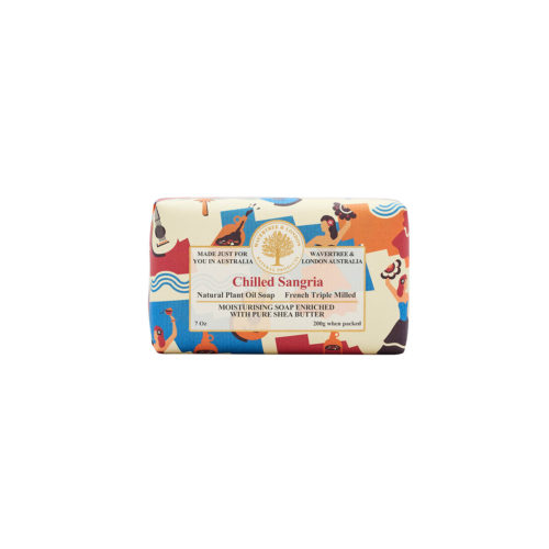 Wavertree & London Soap - Chilled Sangria