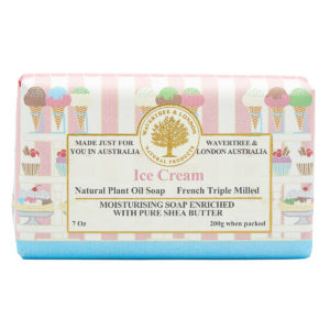 Wavertree & London Soap - Ice Cream