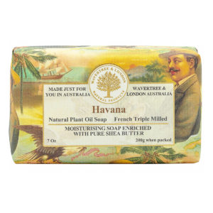 Wavertree & London Soap - Havana