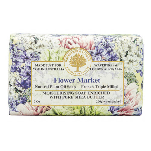 Wavertree & London Soap - Flower Market