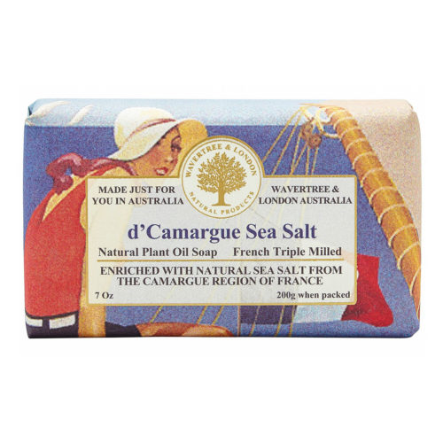 Wavertree & London Soap - D'Camargue