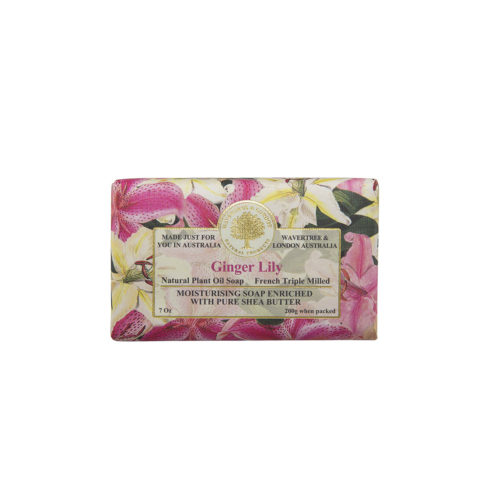 Wavertree & London Soap - Gingerlilly