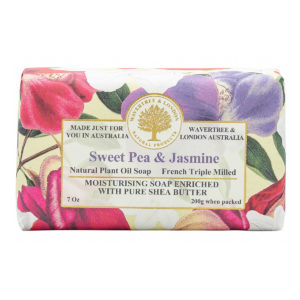 Wavertree & London Soap - Sweet Pea & Jasmine