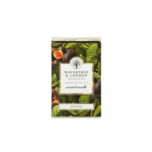 Wavertree & London Candle - Black Fig
