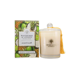 Wavertree & London Candle - Pineapple, Coconut & Lime