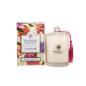 Wavertree & London Candle - Sweet Pea & Jasmine