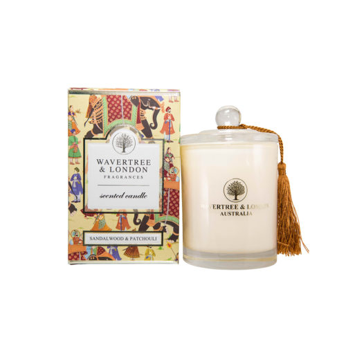 Wavertree & London Candle - Sandalwood & Patchouli