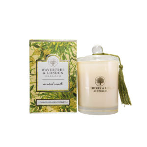 Wavertree & London Candle - Lemongrass & Lemon Myrtle