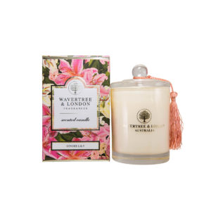 Wavertree & London Candle - Gingerlilly