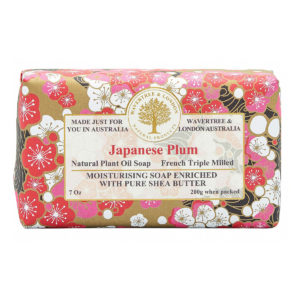 Wavertree & London Soap - Japanese Plum