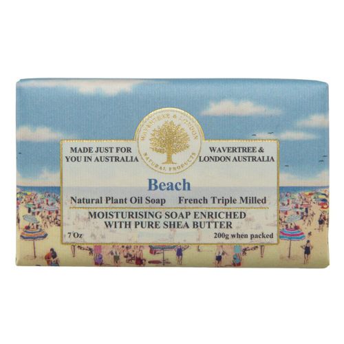 Wavertree & London Soap - Beach