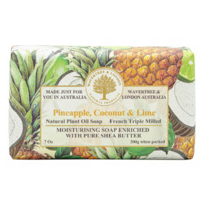 Wavertree & London Soap - Pineapple, Coconut & Lime