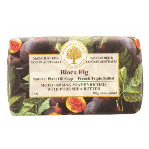 Wavertree & London Soap - Black Fig