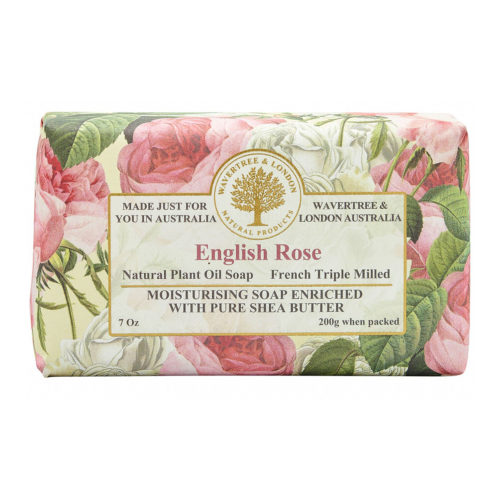 Wavertree & London Soap - English Rose