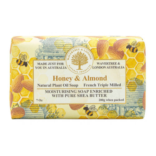 Wavertree & London Soap - Honey & Almond