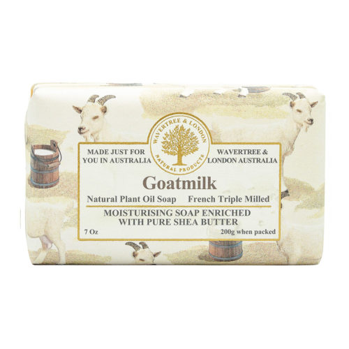 Wavertree & London Soap - Goatsmilk