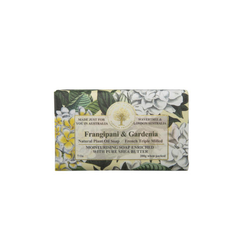 Wavertree & London Soap - Frangipani & Gardenia
