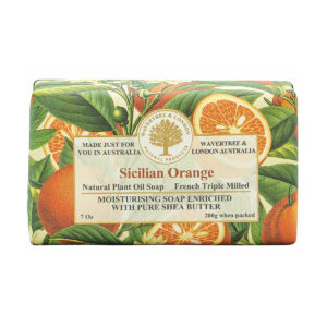 Wavertree & London Soap - Sicilian Orange