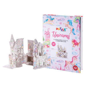 Puzzle Book - Unicorns
