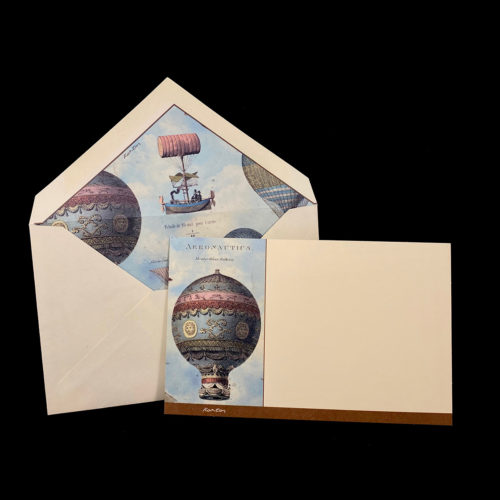 Florentine Writing Set - Air Balloons - Medium