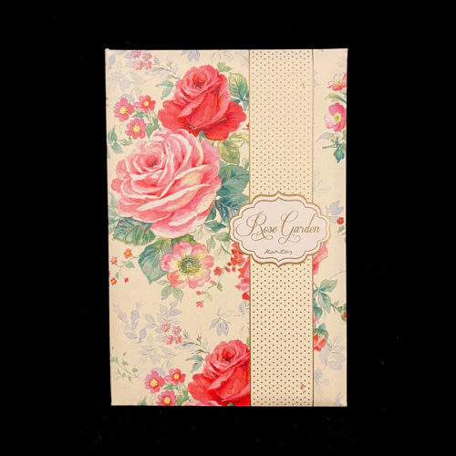 Florentine Writing Set - Rose Garden