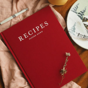 Recipes Passed Down – Red