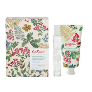 Rollerball Perfume and Hand Cream Set