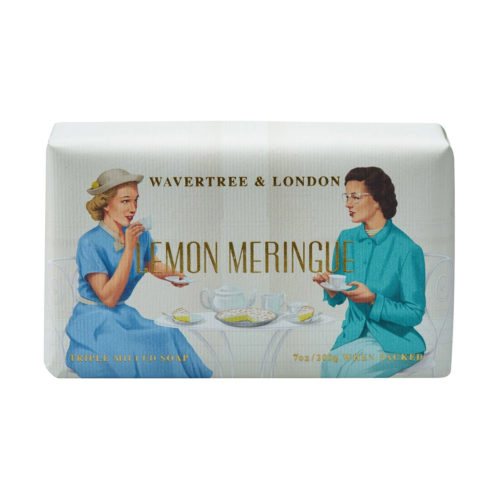 Wavertree & London Soap - Lemon Meringue
