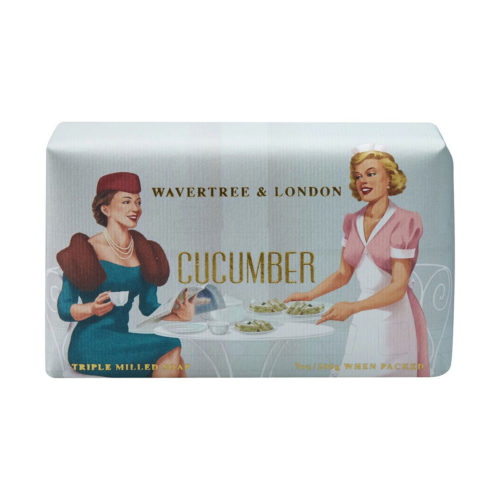 Wavertree & London Soap - Cucumber