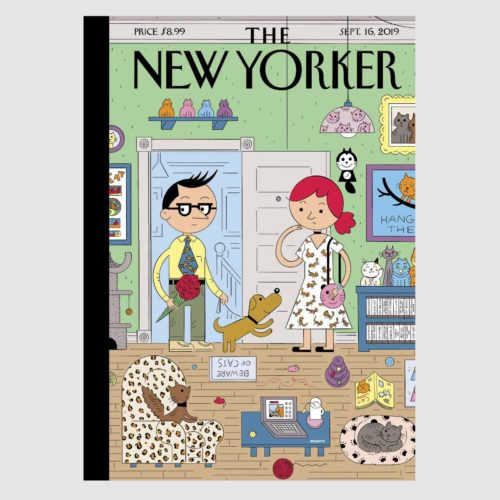 The New Yorker Card - First Date