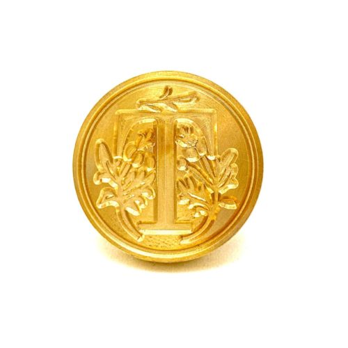 Wax Stamp Letter - T