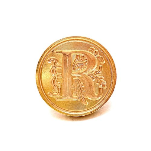 Wax Stamp Letter - R