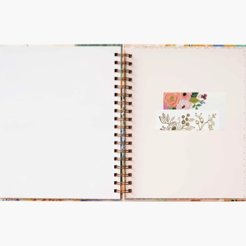 Rifle Paper Co - 2021 Hard Cover Spiral Bound Planner - Luisa