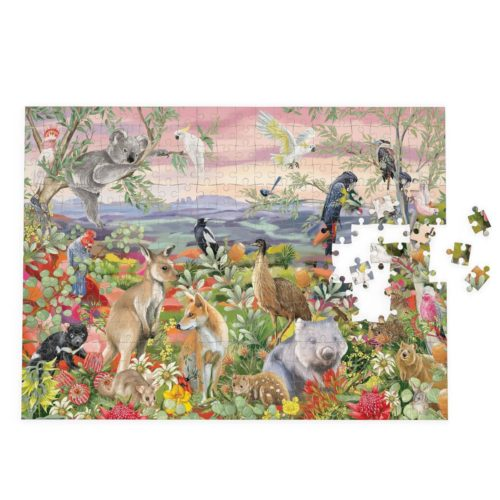 La La Land 1000 Piece Puzzle - Nature Dwellings