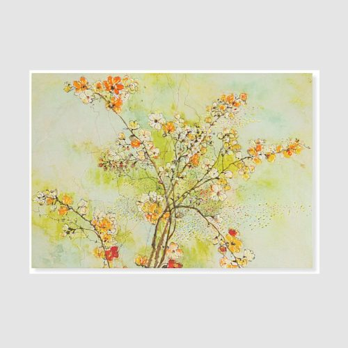 Peter Pauper Press Boxed Everyday Note Cards - Dogwood Blossoms