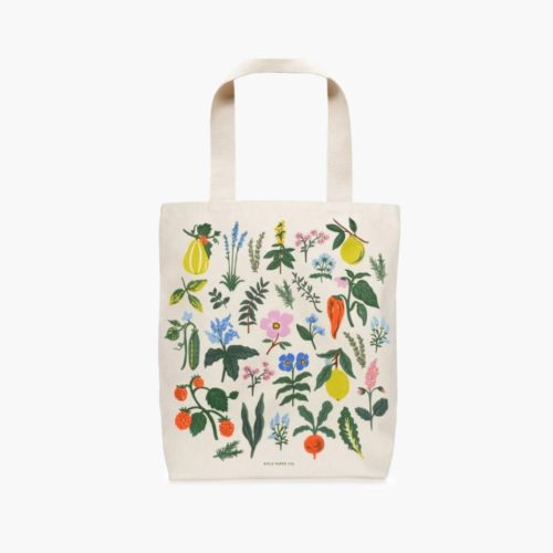 Rifle Paper Co. Tote Bag - Herb Garden