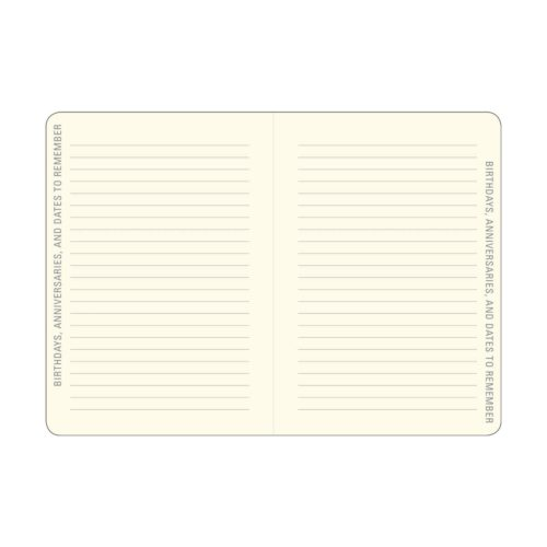 Peter Pauper Press 2021 Compact Diary - Sloths