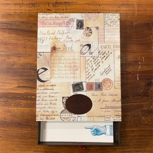 Bomo Letter Writing Set - Hand Script