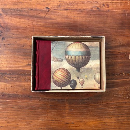 Bomo Photo Album - Air Balloons Small