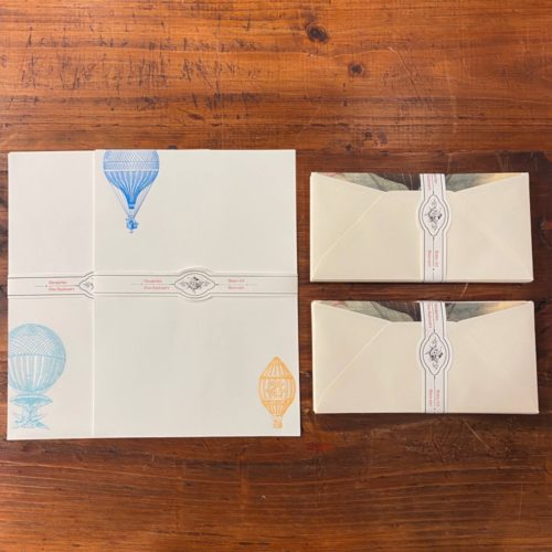 Bomo Letter Writing Set - Balloons