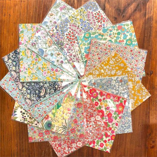 Liberty Assorted Handkerchiefs